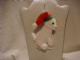 TY Beanie Boos Christmas tree decoration cat Twinkling (Christmas)